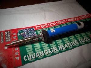Chinese heating tool