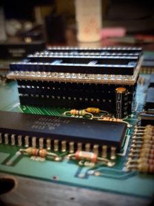 Simple Stereo V2 - additional socket
